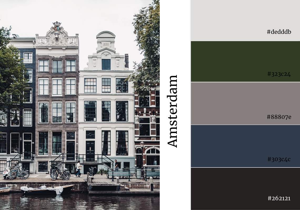neutralcolour palette amsterdam grey interior