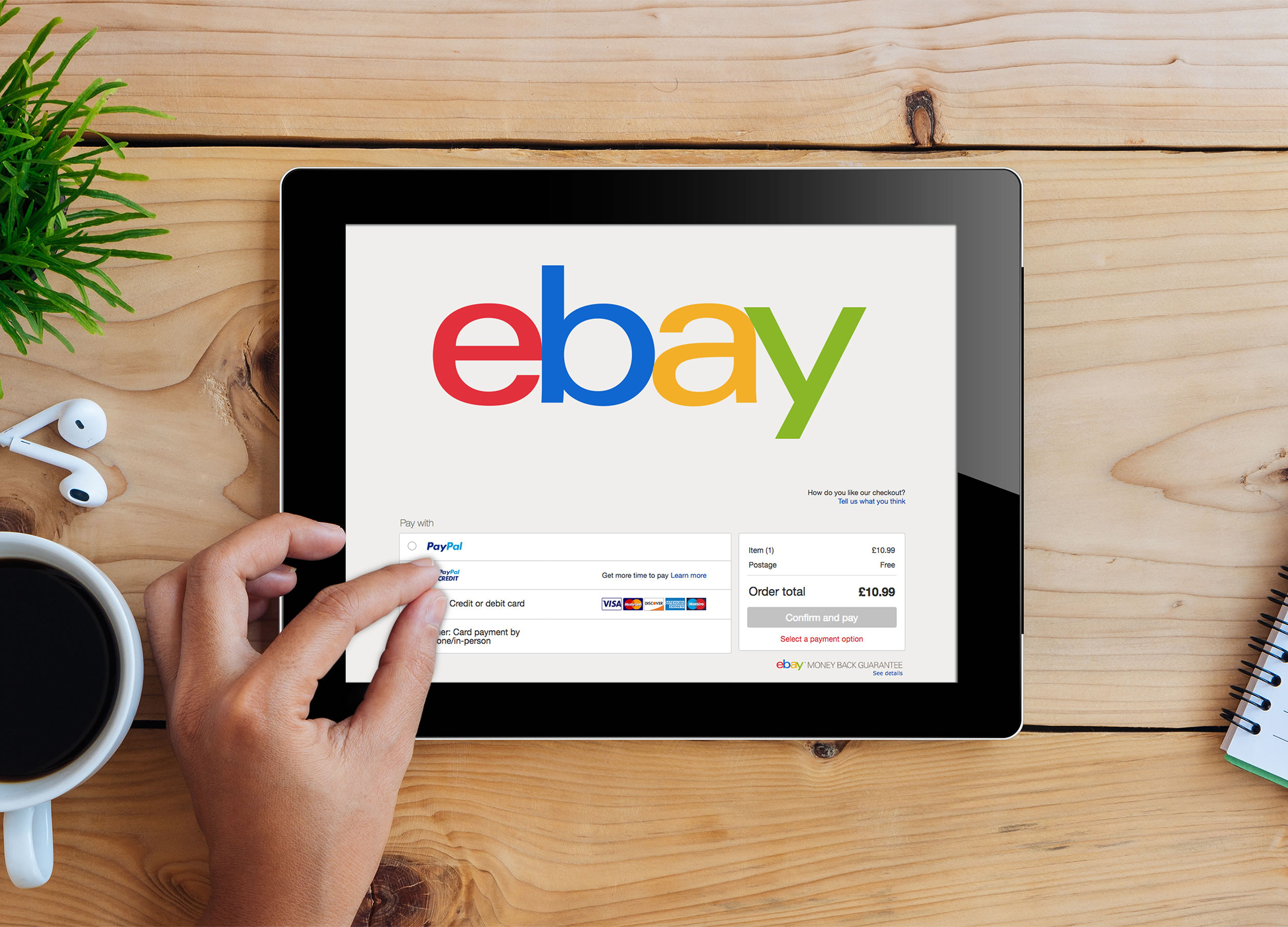 ebay to drop PayPal as primary payment provider